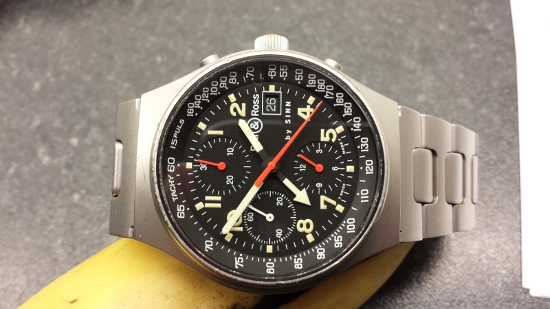 Bell & Ross by Sinn Watch