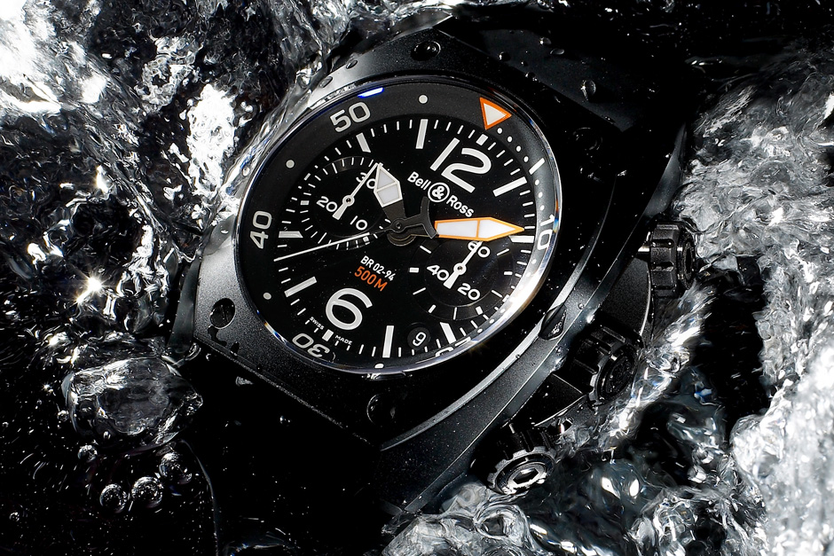 Bell & Ross Marine Automatic Watch