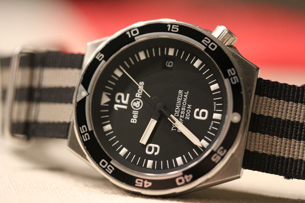 Bell & Ross Bomb Disposal Type