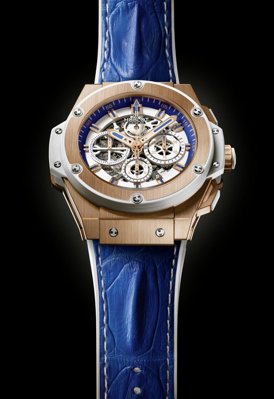 """Hublot King Power """"305"""" Limited Edition Watch"""