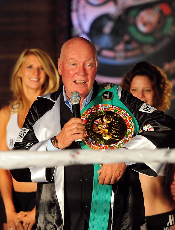 Hublot King Power WBC