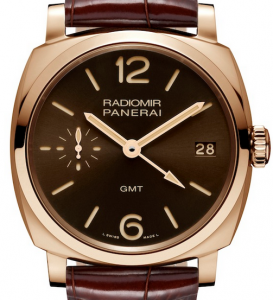 Panerai Radiomir 1940 3 Days GMT Oro Rosso Replica Watches