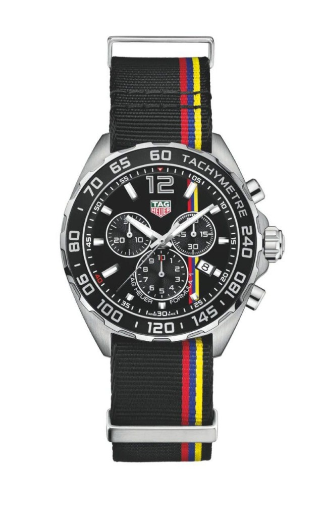 Take A Look At the Swiss Made Tag Heuer Formula 1 James Hunt Limited Edition Replica Watch