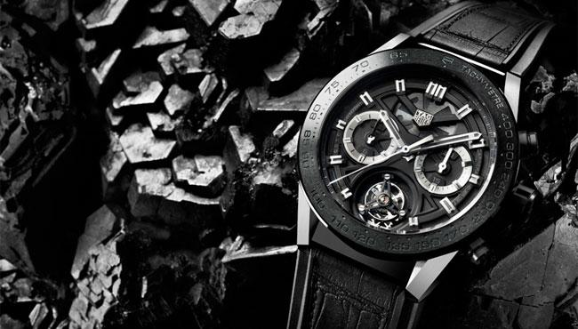 The Cool, Masculine Swiss Tag Heuer Carrera Heuer-01 Replica watch