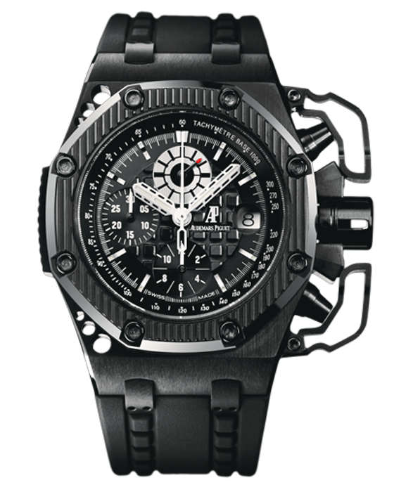 Audemars Piguet Royal Oak Offshore Survivor Chronograph Replica Watch Ref.26165io.oo.a002CA.01