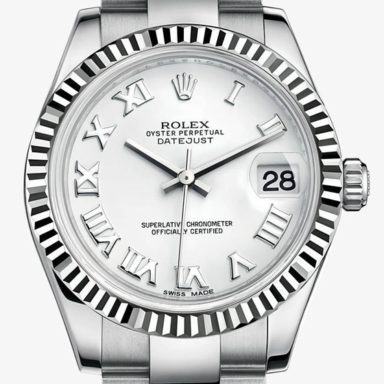 Up Close With The Luxury Rolex Datejust Fake Watch in Cheap Price
