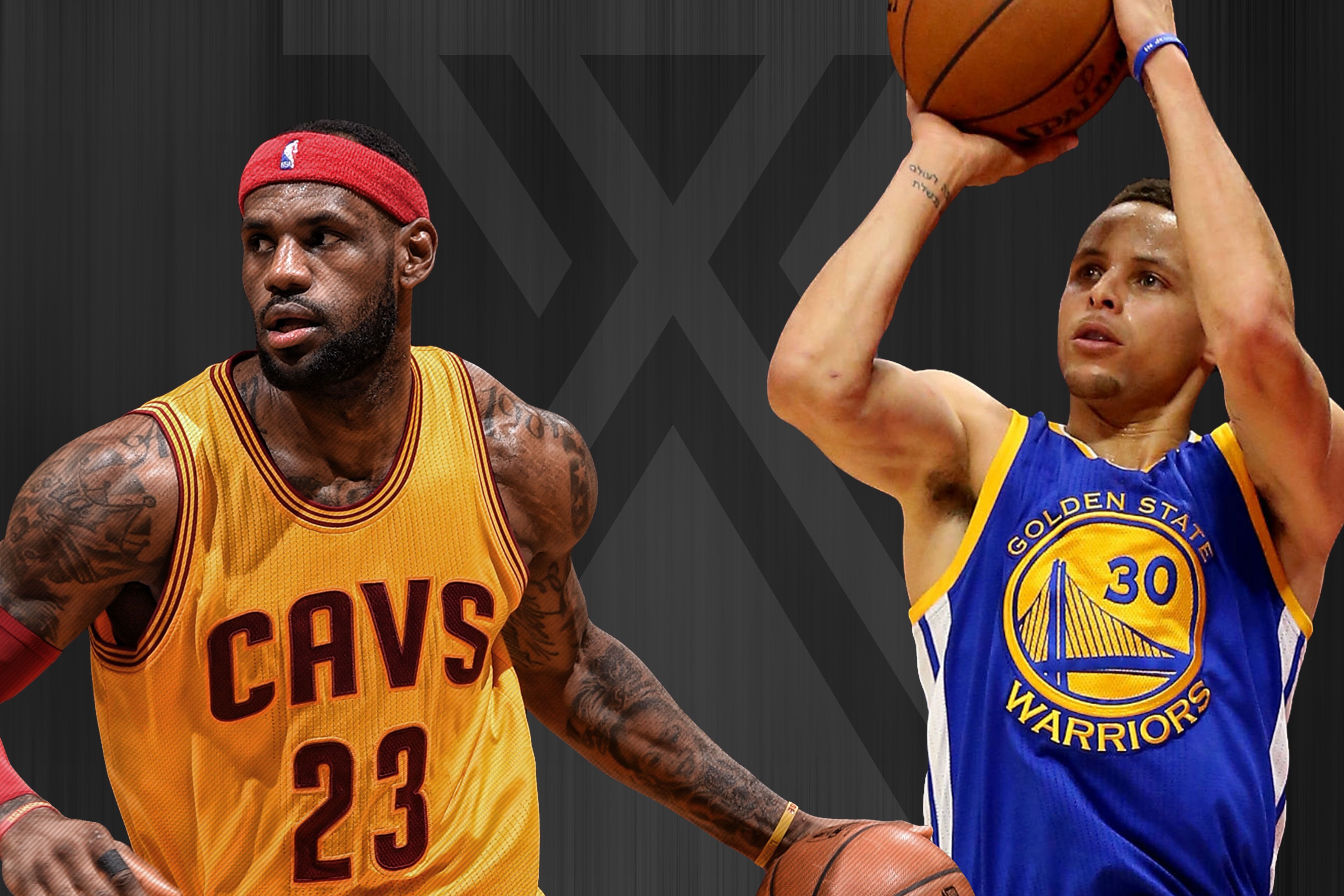 2016 NBA Finals: The Replica Watches of Steph Curry and LeBron James