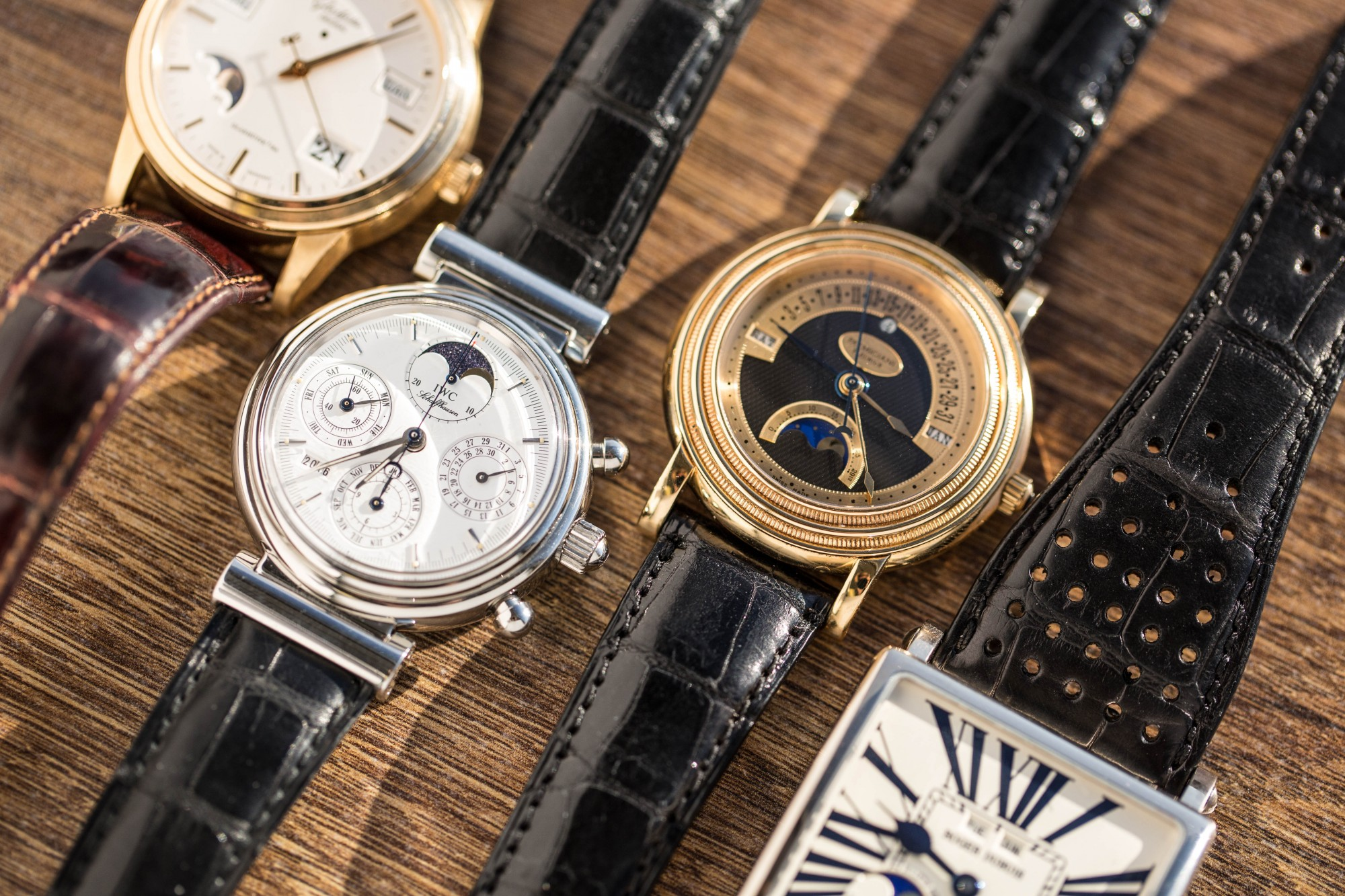 The Luxury And Elegant Perpetual Calendar Complication Replica Watch