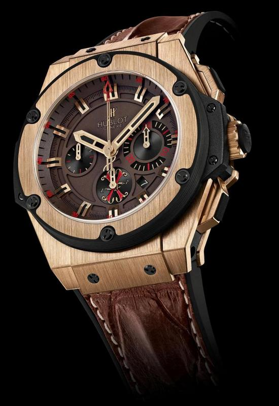 "The Swiss-made Hublot King Power ""Arturo Fuente"" Replica Watches"