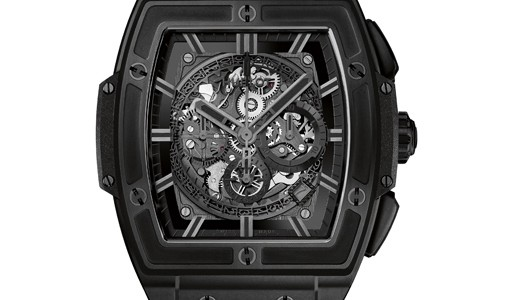 Interview with The Best Fake Hublot Spirit of Big Bang All Black Chronograph Timepiece Ref.601.CI.0110.RX