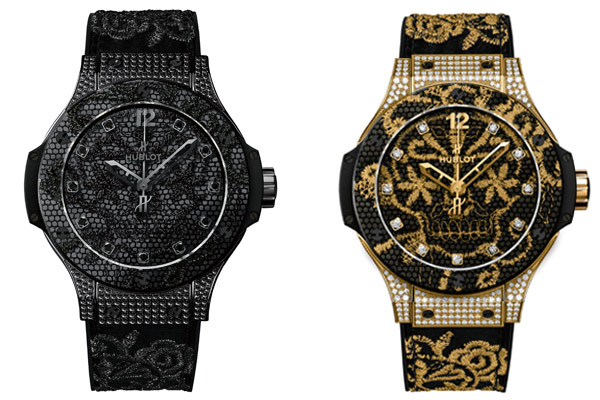 Hublot Big Bang Broderie Replica Watch