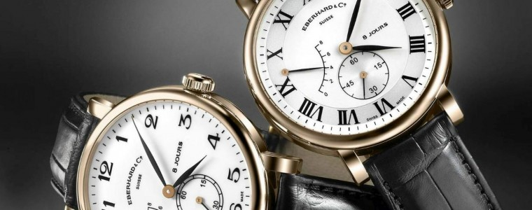 A Detailed Look at Best Fake Eberhad & Co. 8 Jours Grande Taille Watch