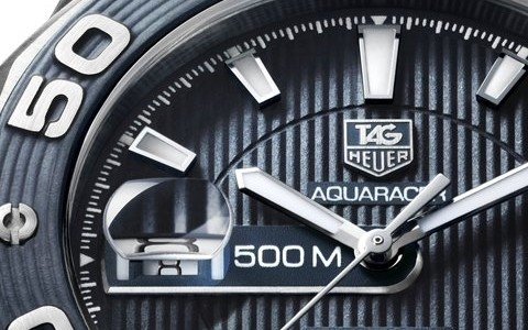 The Sporty Tag Heuer Aquaracer 500M Calibre 5 Watch Replica for Men