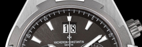 Presenting The Amazing Fake Vacheron Constantin Overseas Gray Dial Steel Case Watch