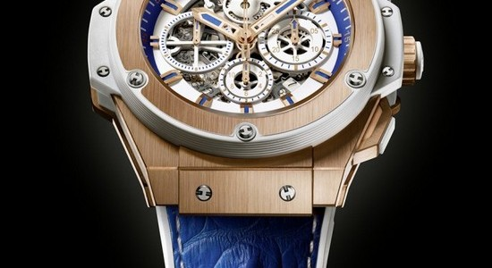 Meet The Swiss-made Rose Gold Hublot King Power Miami 305 Replica Watch