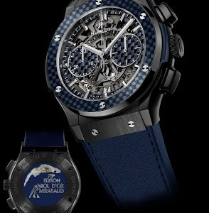 2016 Mens News Hublot Replica Classic Fusion Aerofusion Chronograph Watch