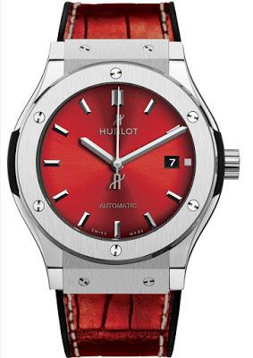 "Hublot Classic Fusion ""The Island"" replica watch"
