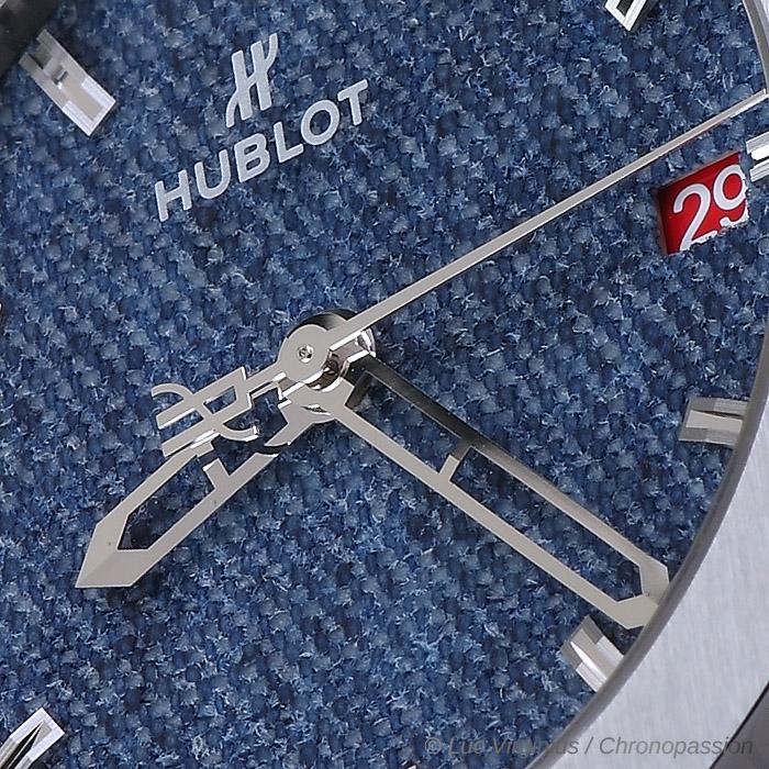 Hublot Classic Fusion Jeans replica watch