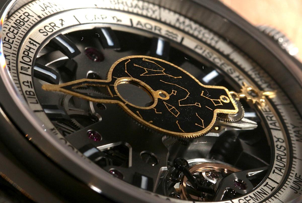 Hublot MP-08 Antikythera Sunmoon replica watch