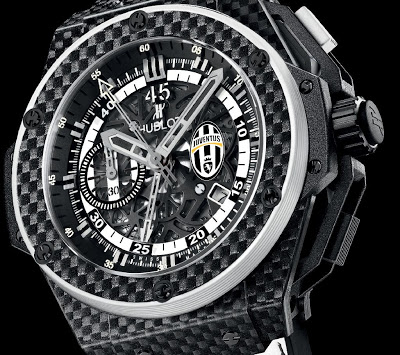 Hublot King Power Juventus watch replica