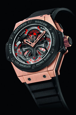 Hublot KING POWER UNICO GMT watch replica