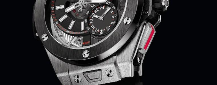Hublot Big Bang Alarm Repeater replica watch