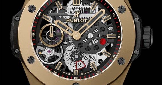 Hublot Big Bang Meca-10 Magic Gold Replica Watch Introduced by watchitfranchises
