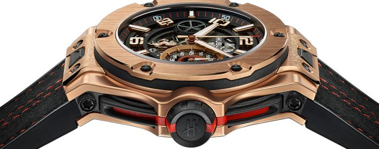 Hublot Big Bang Ferrari chronographs replica