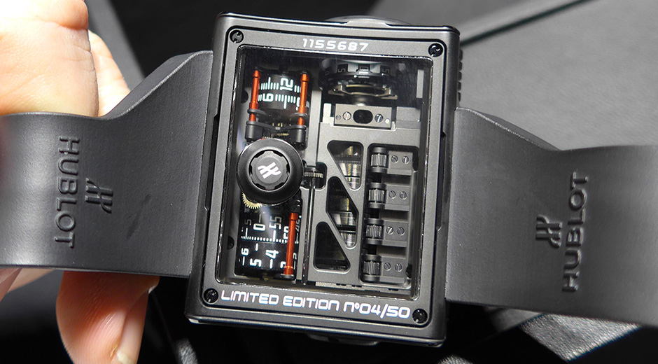 Hublot MP-07 replica watch