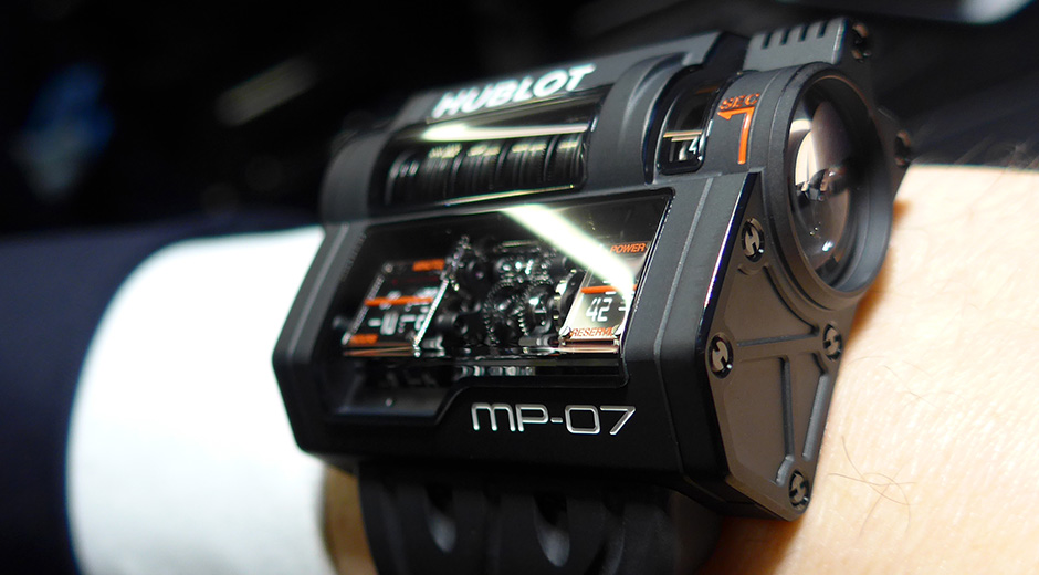 Hublot MP-07 42 Days Power Reserve replica