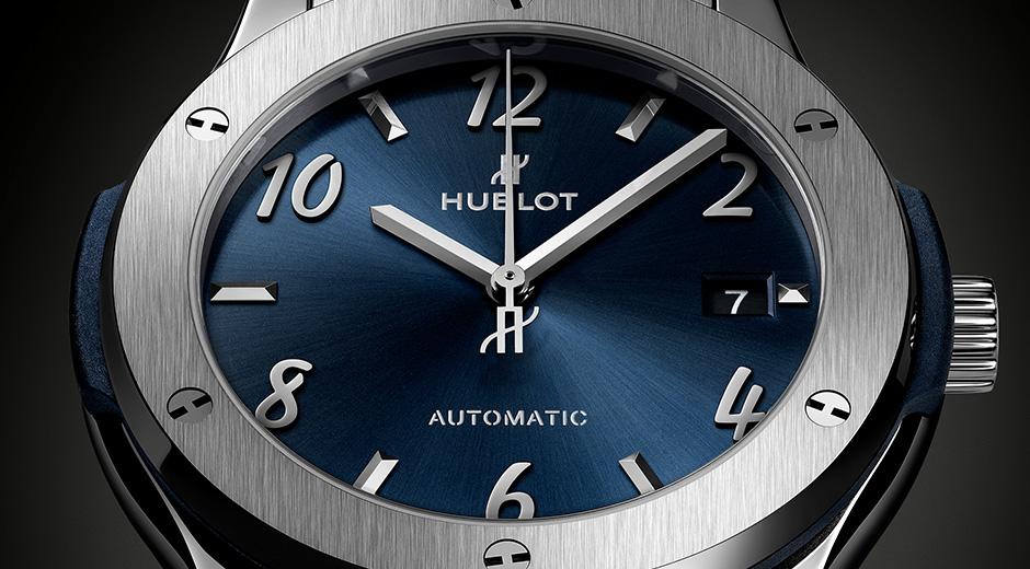 Hublot Classic Fusion Blue replica watch