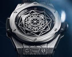 Hublot Big Bang Sang Bleu replica watch