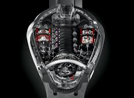 Hublot MP-05 La Ferrari Sapphire replica watch