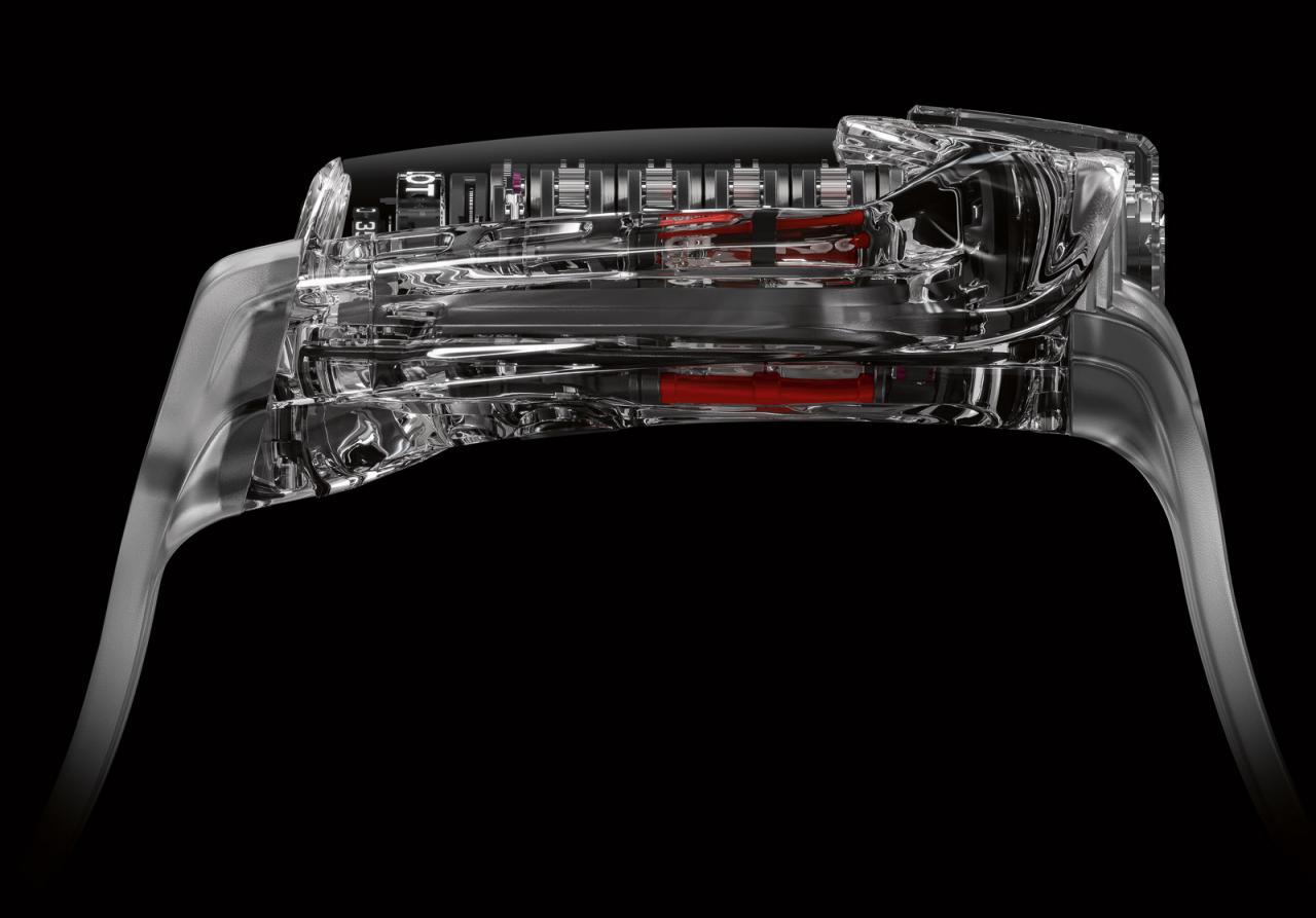 """Hublot MP-5 MP-05 """"LaFerrari"""" Sapphire replica watches"""