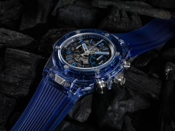 Hublot Big Bang Unico Sapphire Blue replica watch