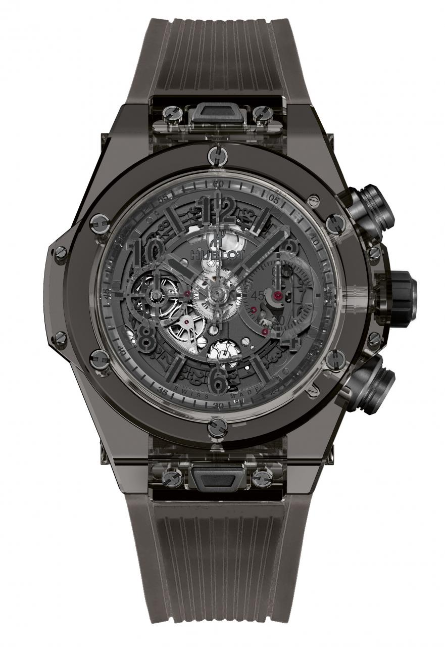 Hublot Big Bang Unico Sapphire All Black copy watches