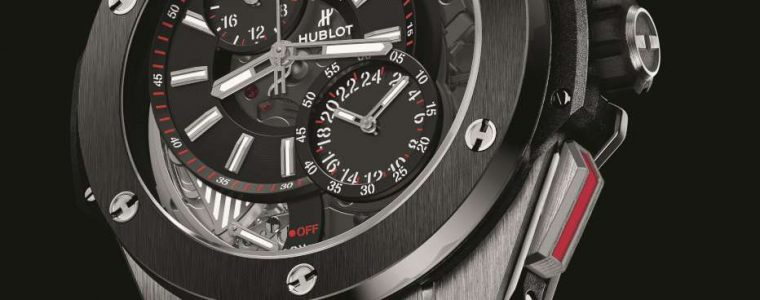 Meet The Masculine Style Hublot Big Bang Alarm Repeater Replica Watch Ref.403.NM.0123.RX