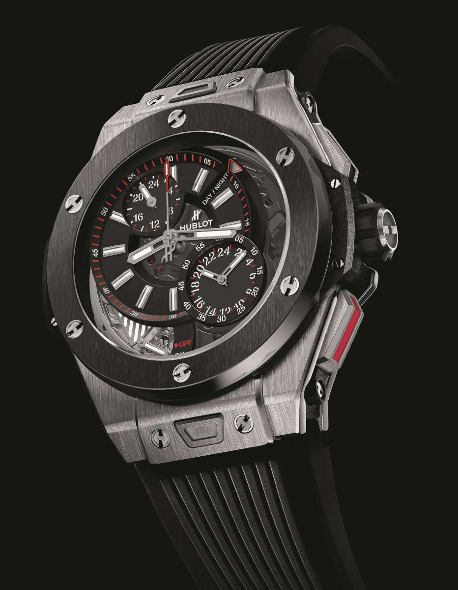 Hublot Big Bang Alarm Repeater replica