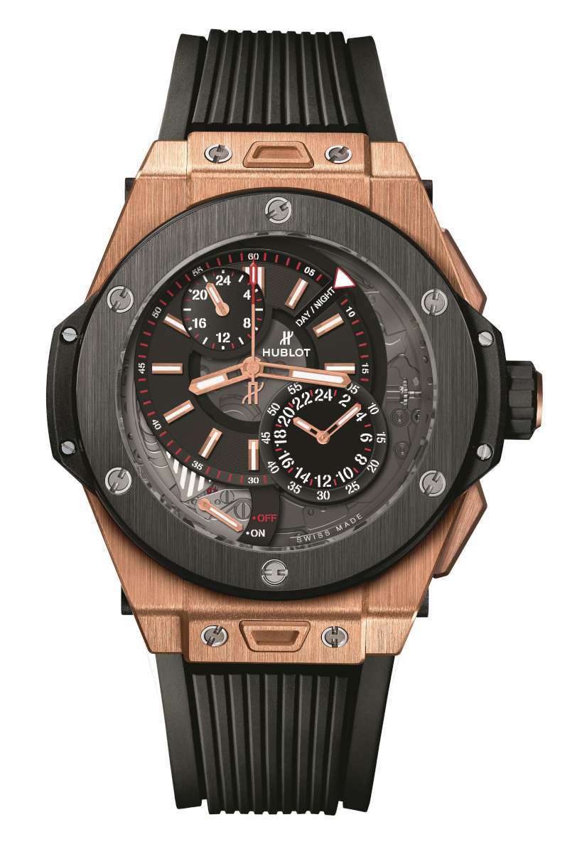 Hublot Big Bang Alarm Repeater replica watch