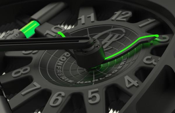 Hublot La Clé Du Temps Watch, For Time Control Freaks Watch Releases
