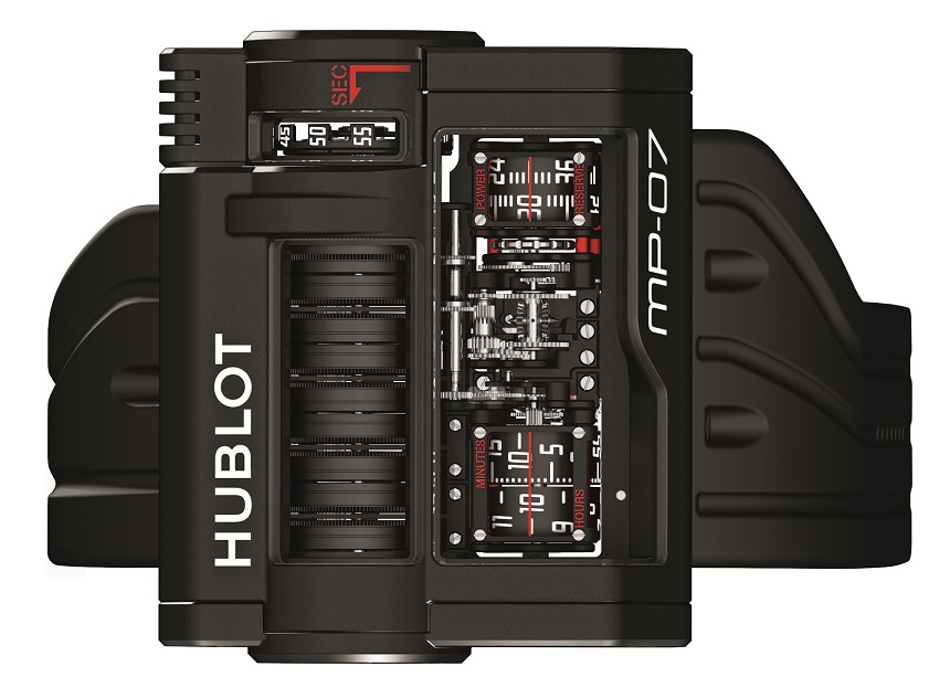 Hublot MP-07 42 Days Power Reserve Watch Watch Releases