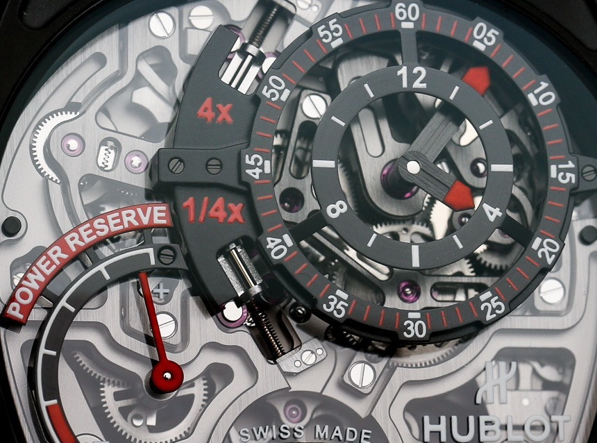 Hublot MP-12 Key Of Time Skeleton Watch Hands-On Hands-On