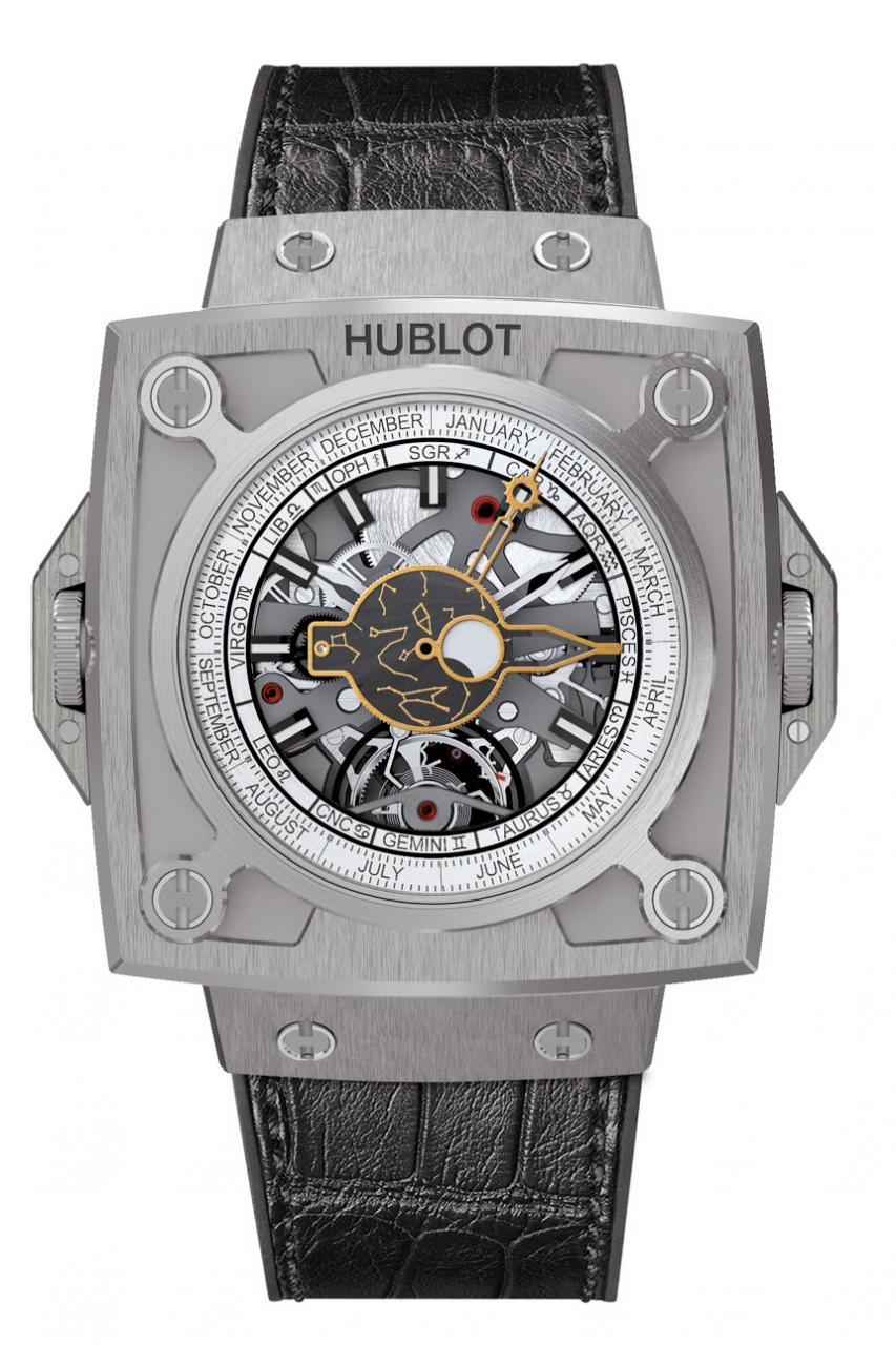 Hublot's Masterpiece (MP) Watch Collection Watch Releases