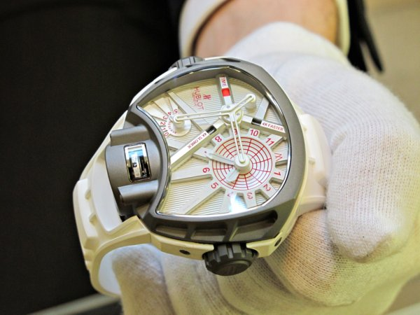 Hublot King Power Cathedral Gong Tourbillon Minute Repeater & La Cle du Temps Marcus Watches Hands-On Hands-On