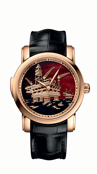 North Sea Minute Repeater