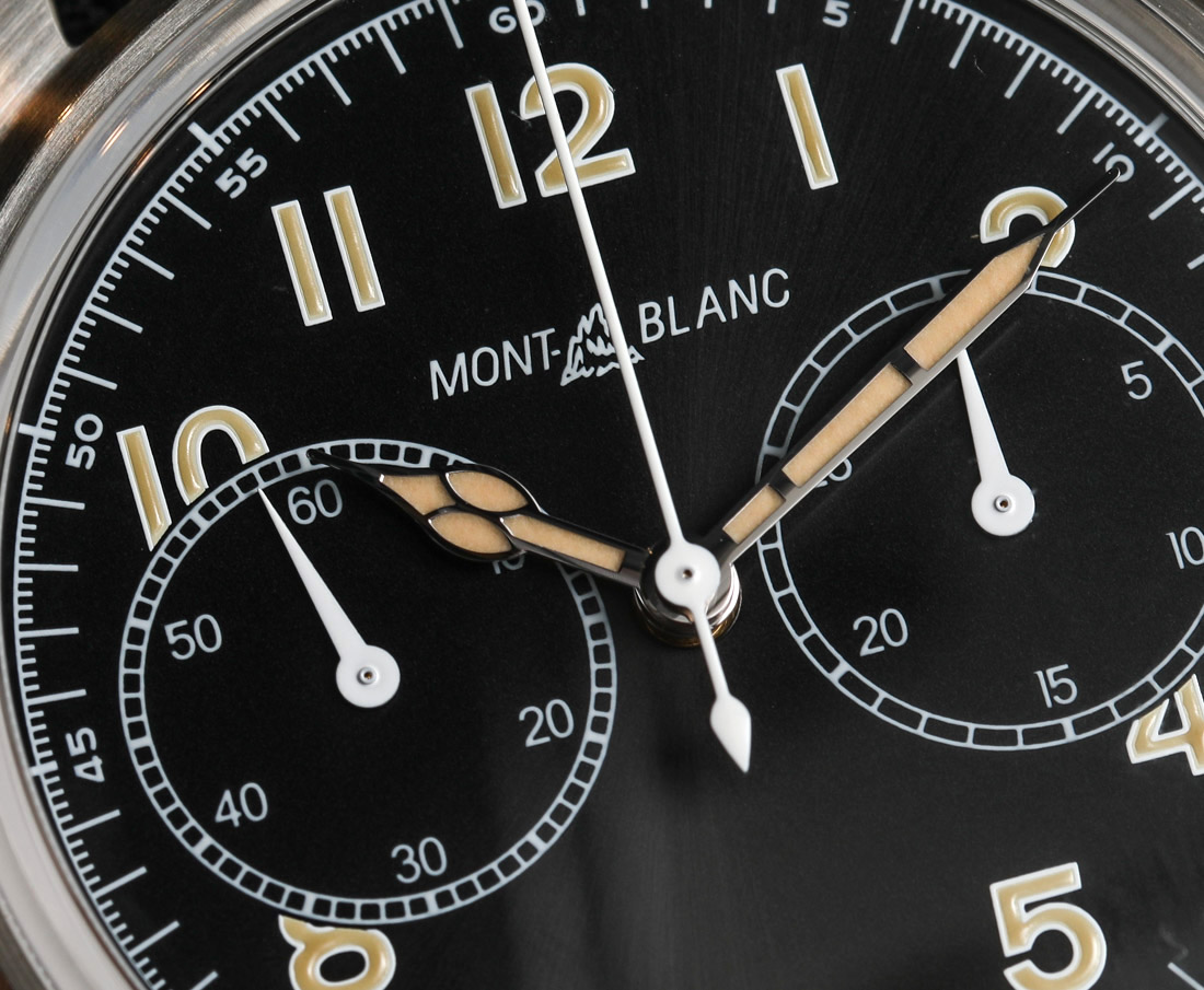 Montblanc 1858 Automatic Chronograph Hands-On Hands-On