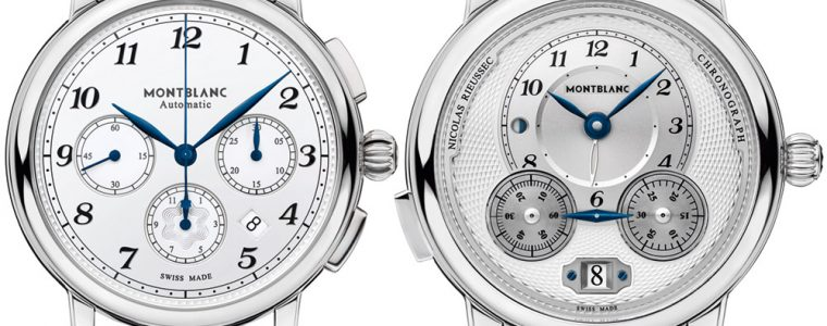 Montblanc Star Legacy Nicolas Rieussec & Star Legacy Automatic Chronograph Watches Replica Watches Online Safe