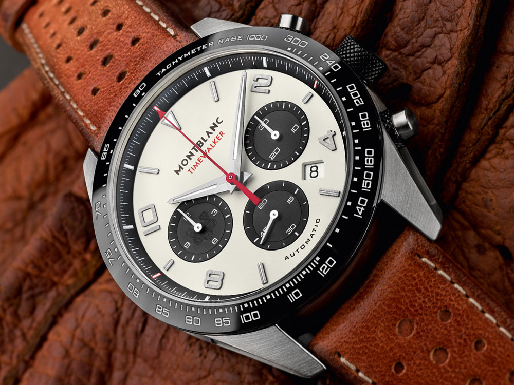 Montblanc TimeWalker Rally Timer Chronograph & Manufacture Chronograph Watches Watch Releases