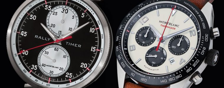 Montblanc TimeWalker Rally Timer Chronograph & Manufacture Chronograph Watches Replica Buying Guide