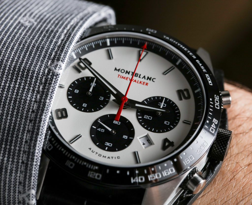 Montblanc Timewalker Manufacture Chronograph Watch Hands-On Hands-On